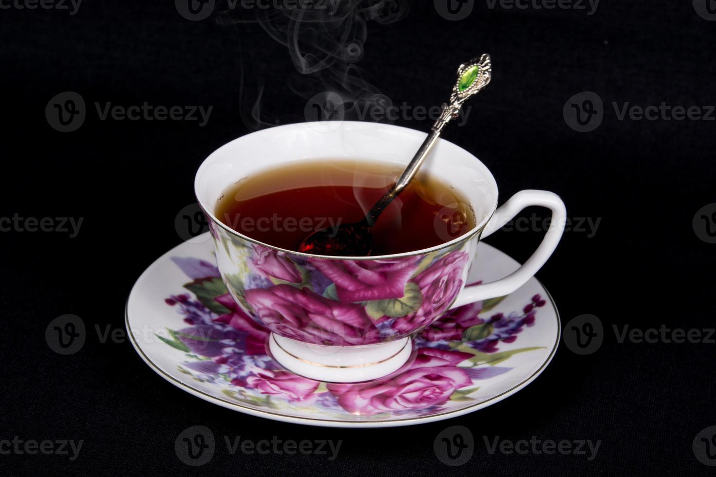 tasse à thé photo