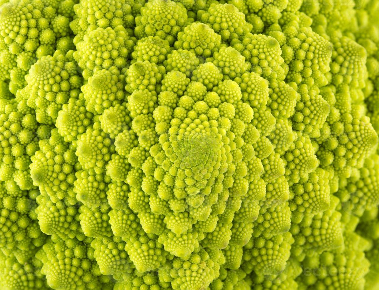 brocoli romanesco photo