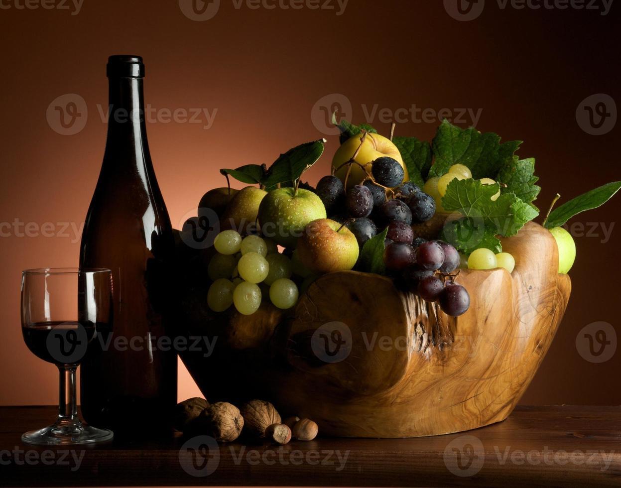 du vin. photo