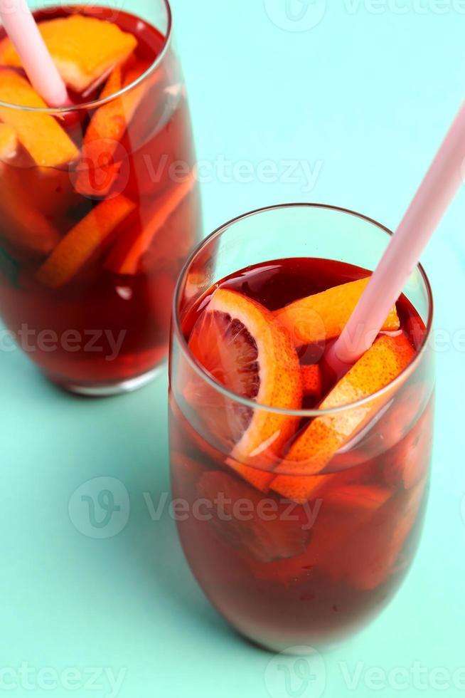 boisson rafraîchissante photo