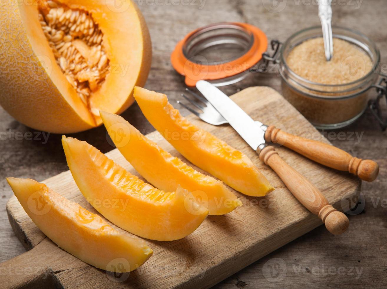 melon cantaloup photo