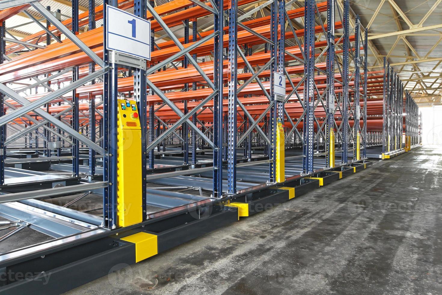 entrepôt d'automatisation photo