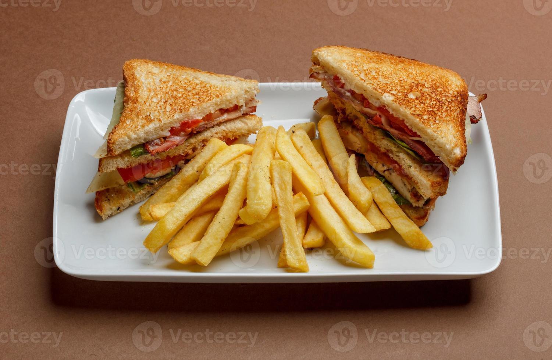 sandwich club photo