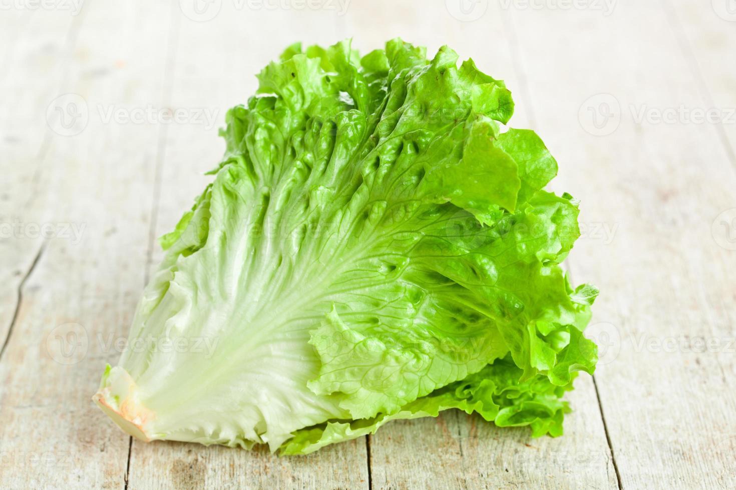 salade verte fraîche photo