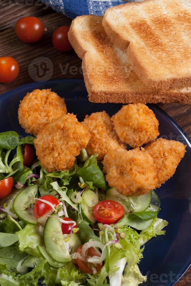 Salade composée. photo