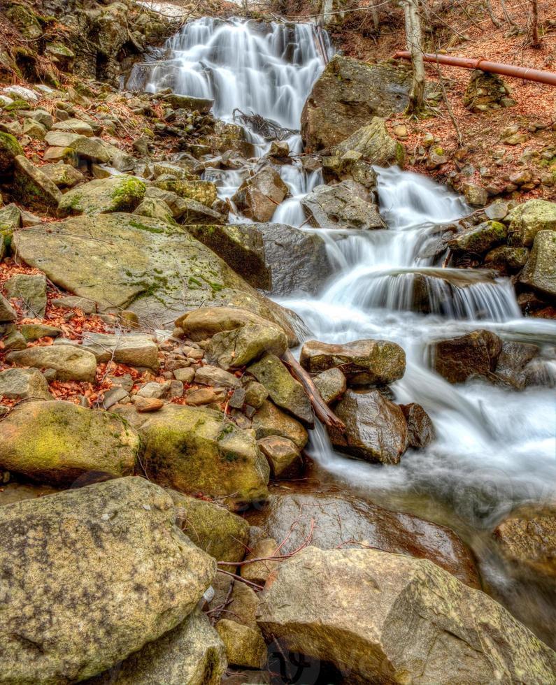 couleurs dans les rochers photo