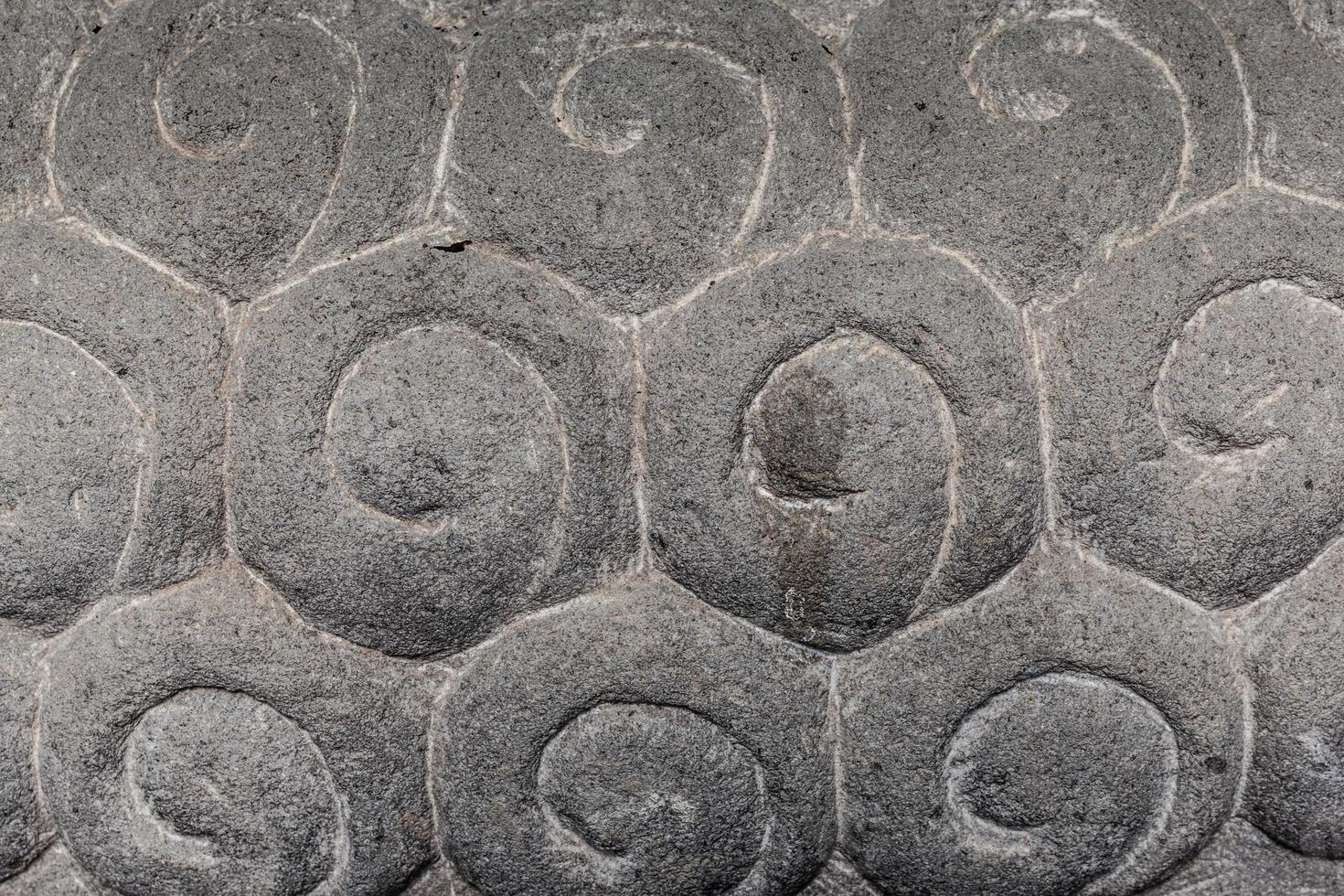 roche sculptée photo