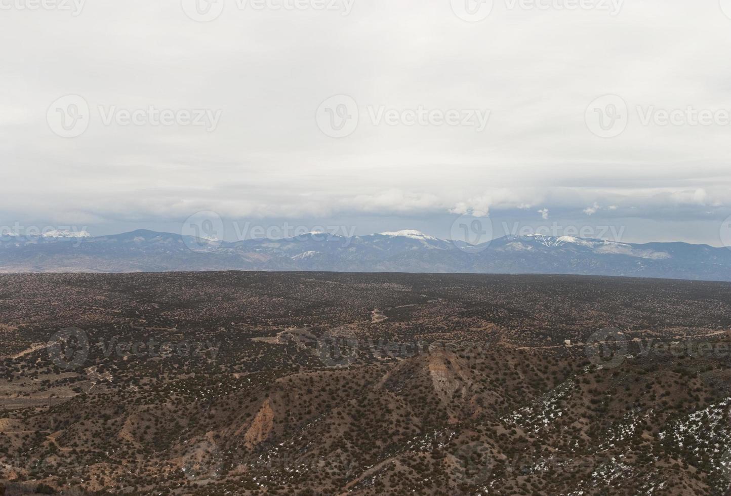 montagnes san juan de los alamos nouveau mexique photo