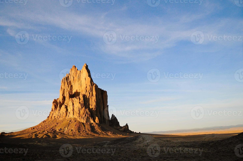 Shiprock, Nouveau-Mexique photo