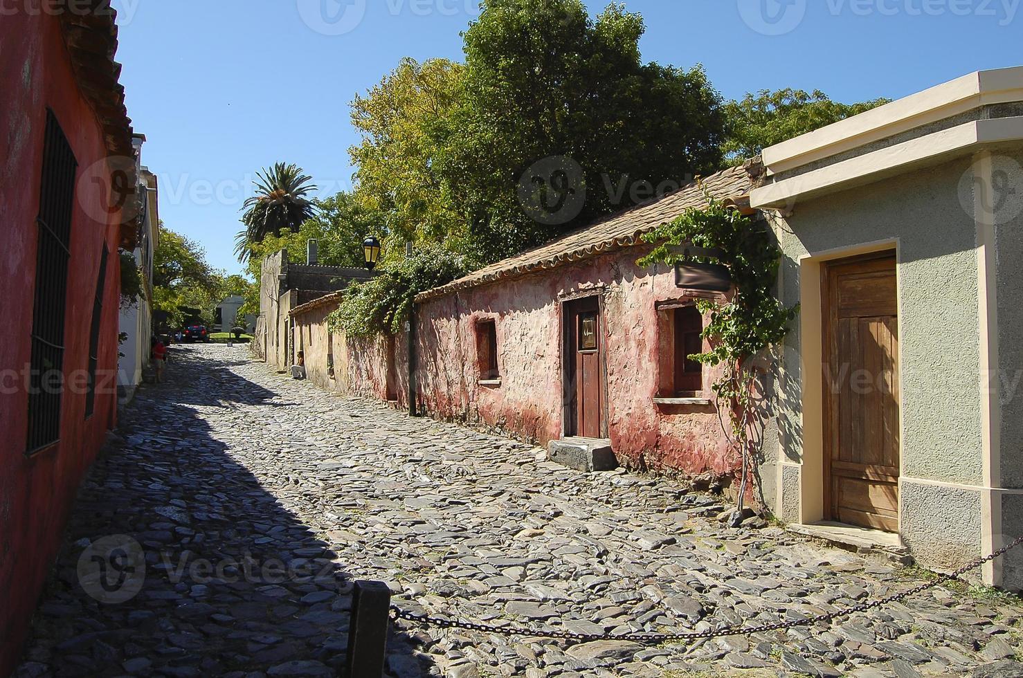 colonia del sacramento - uruguay photo