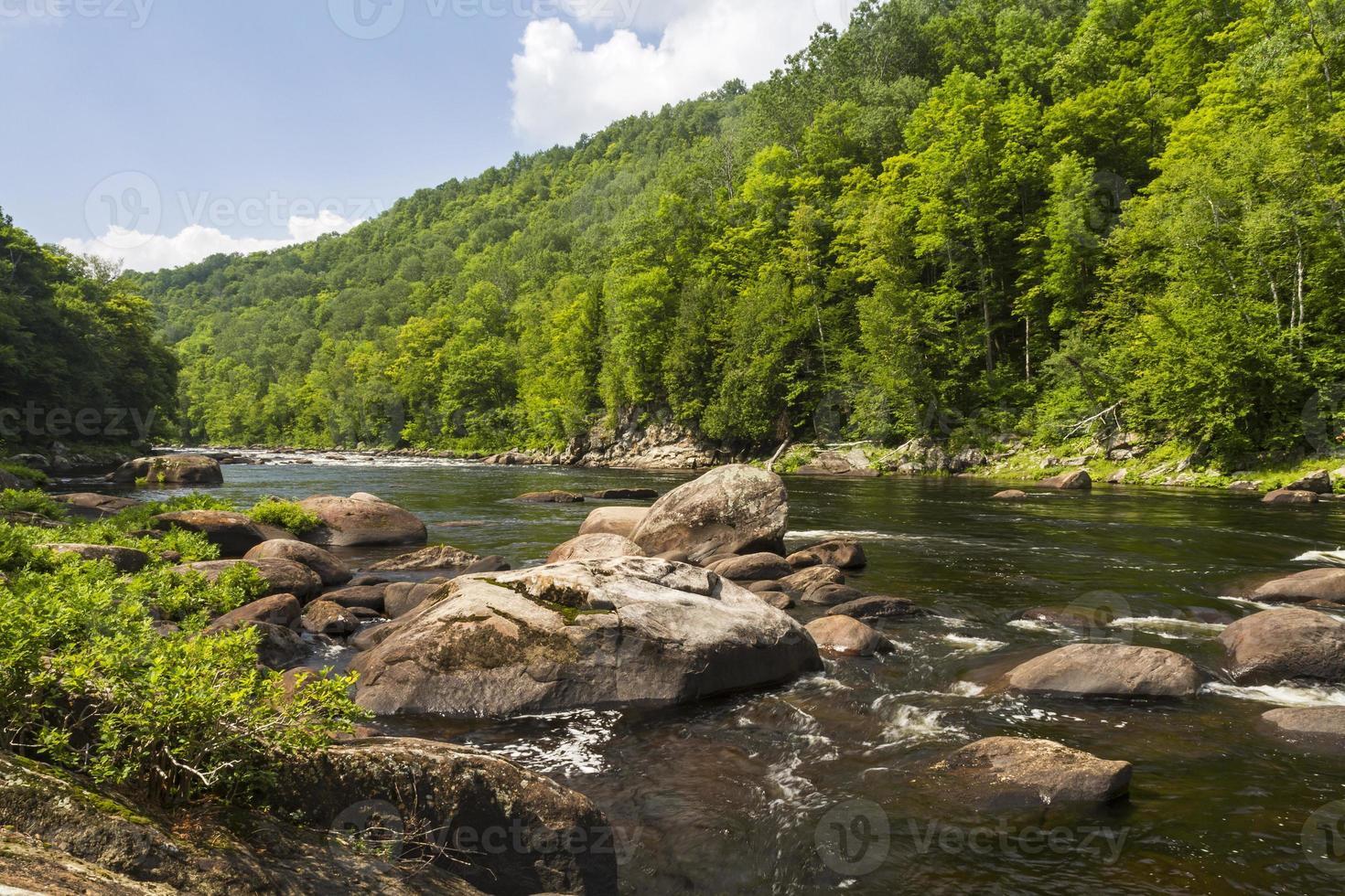 gorge de la rivière Hudson photo