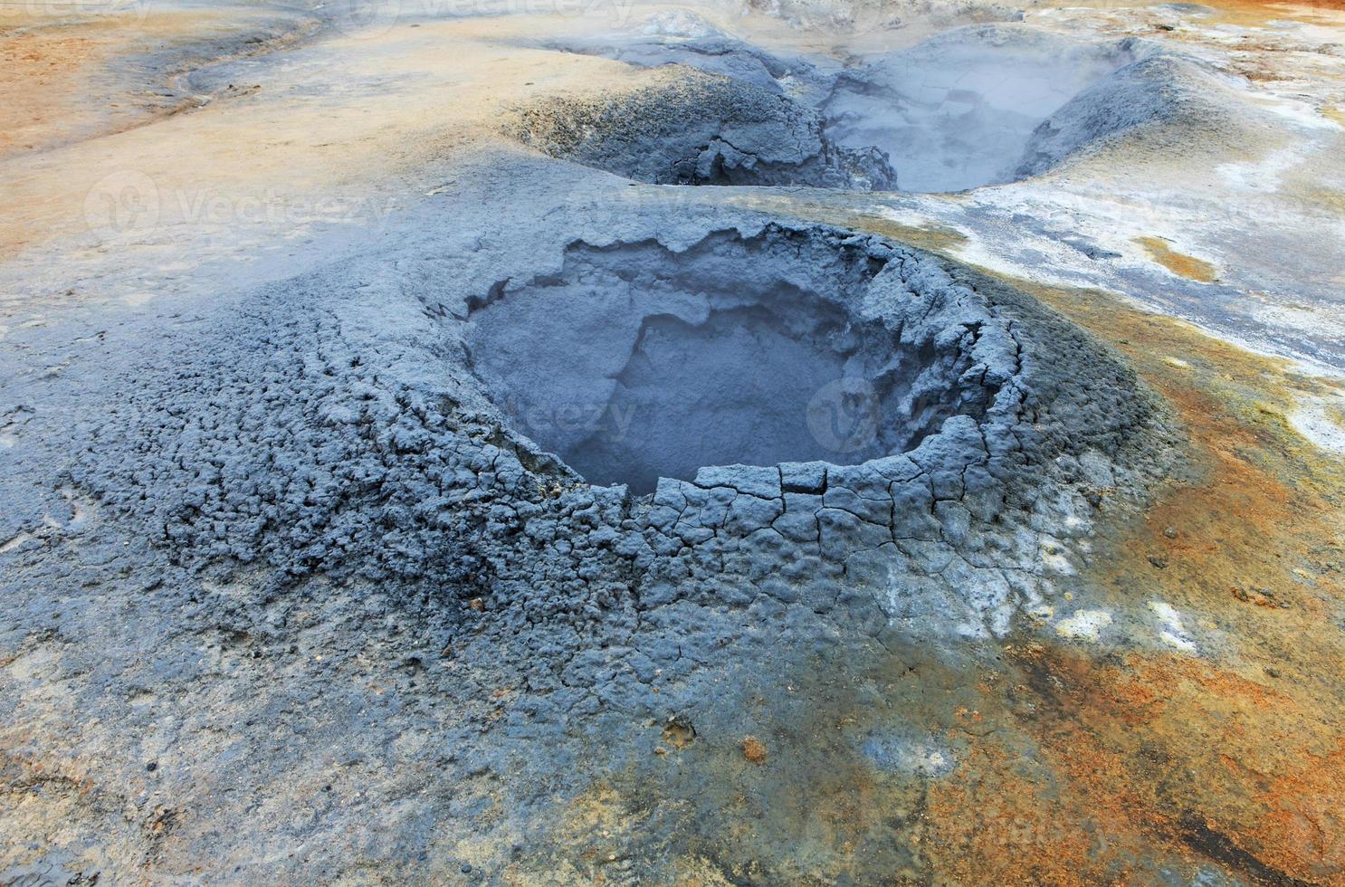 Source chaude d'Hveravellir photo