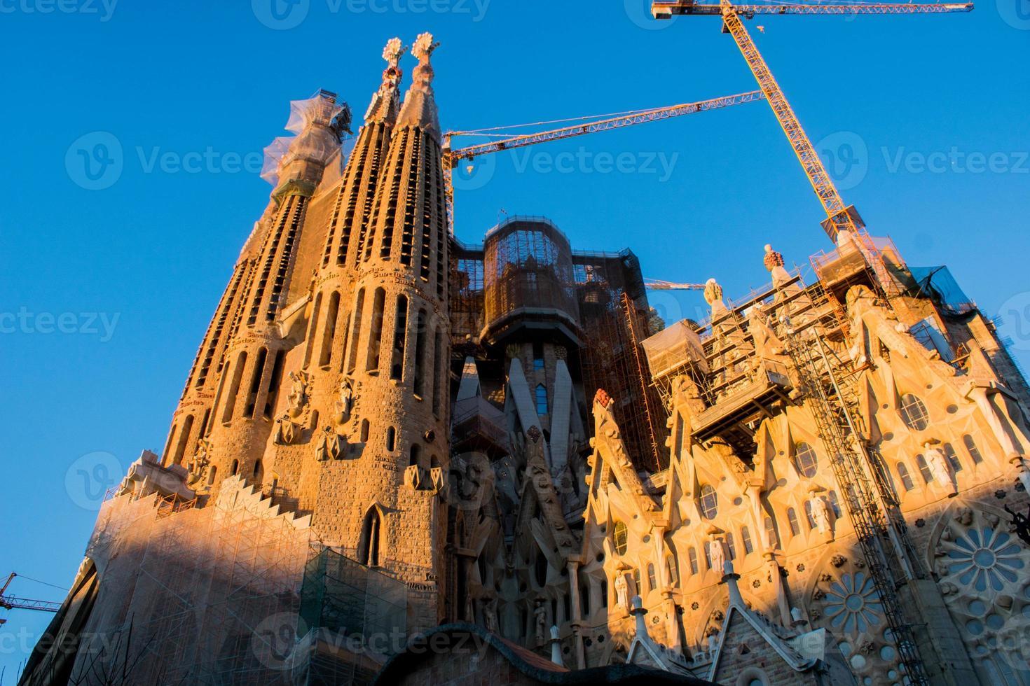 sagrada familia, barcelone photo