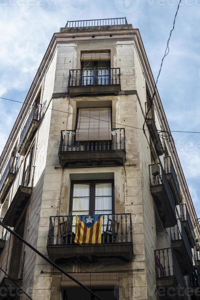vieille ville, barcelone. photo