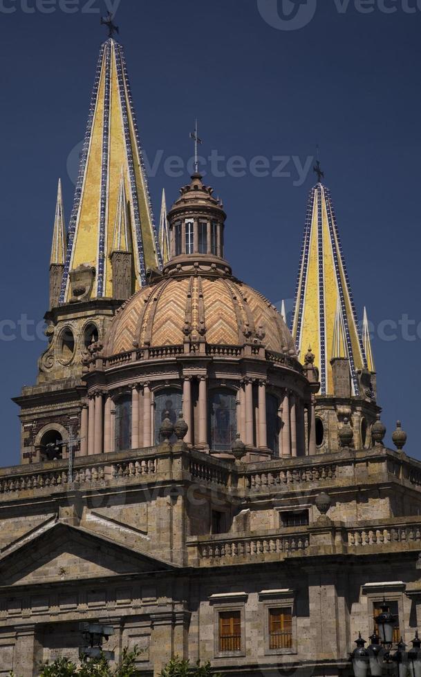 cathédrale métropolitaine de guadalajara mexique photo