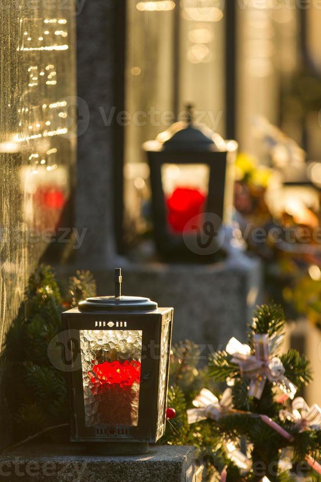 lanterne grave photo