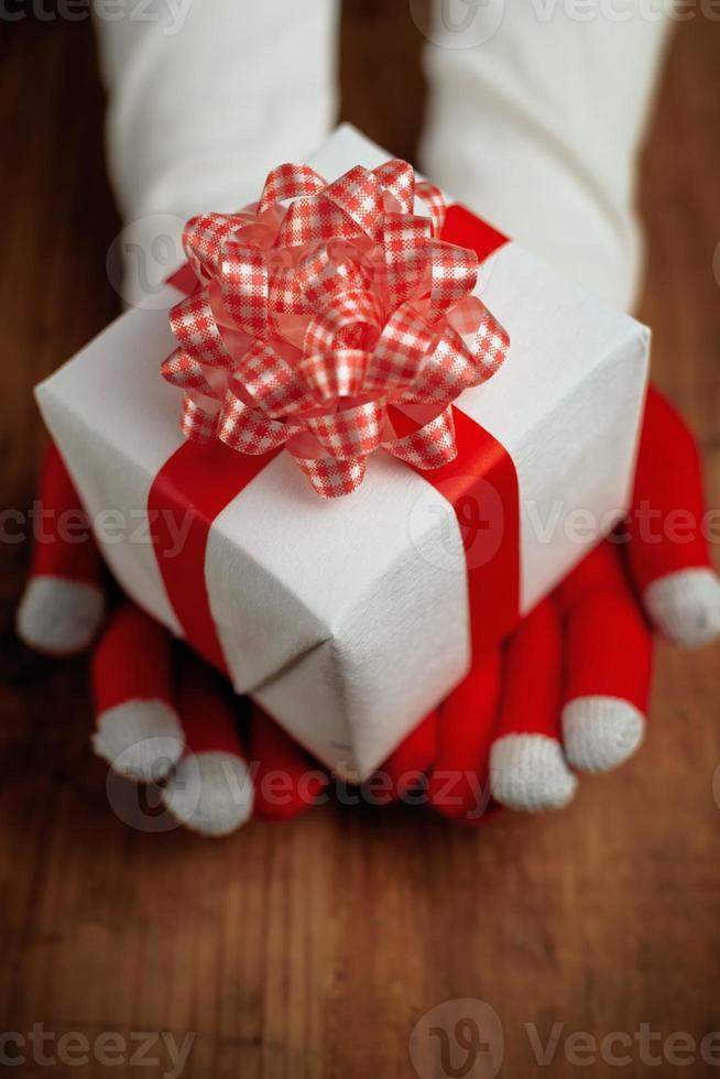 cadeau de noël pour vous photo