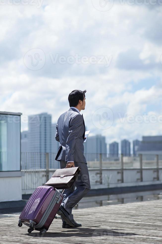 voyage d'affaires photo
