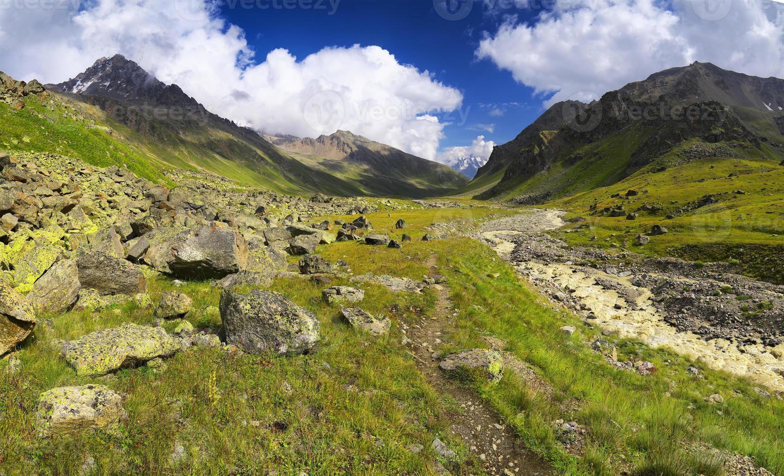 paysage panoramique photo
