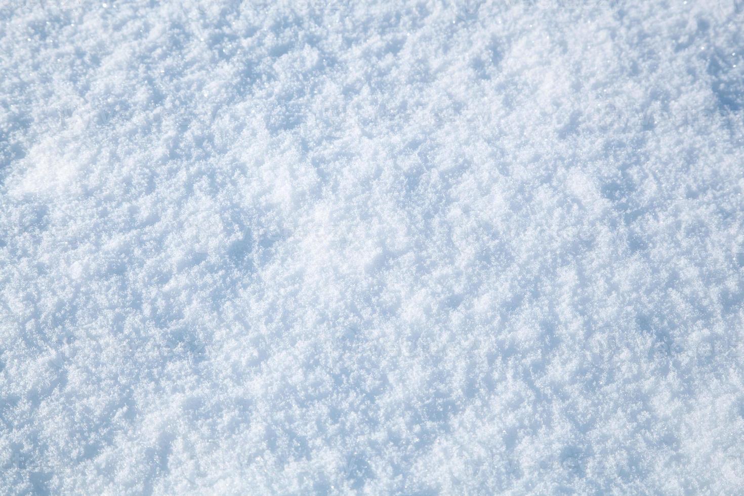 fond de neige hiver abstrait photo