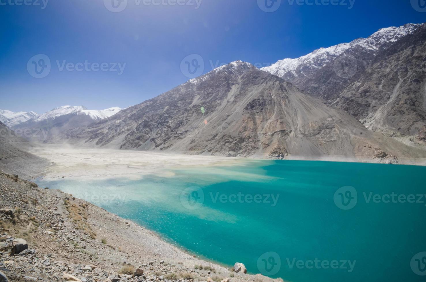 lac skardu photo
