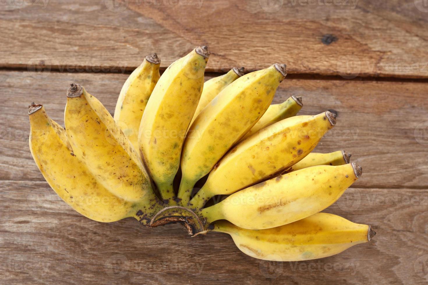 bananes. photo
