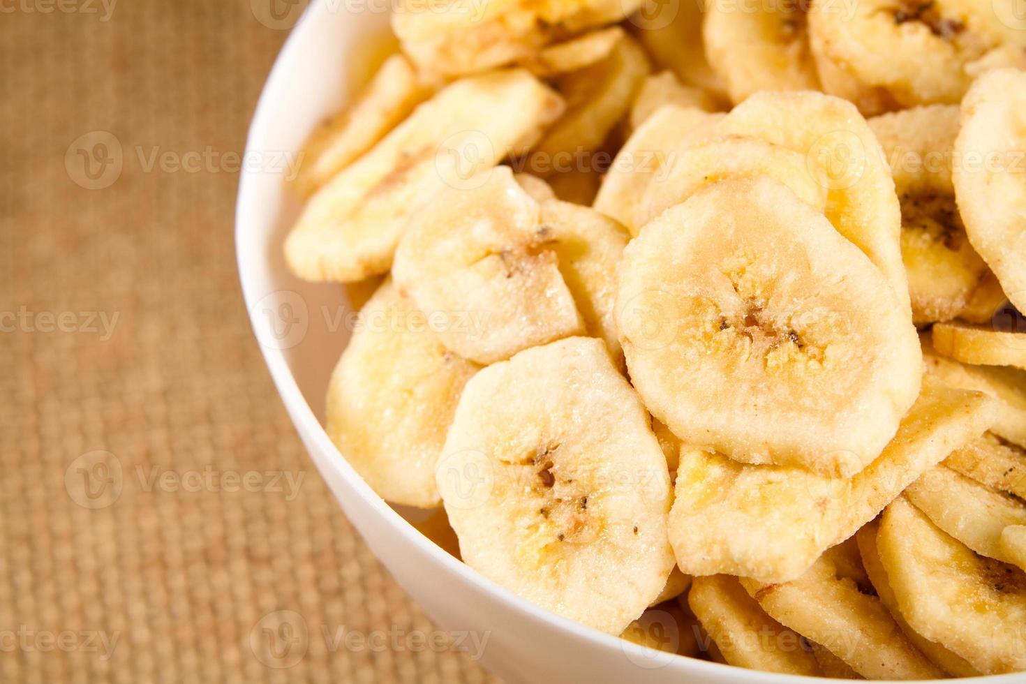 chips a la banane photo