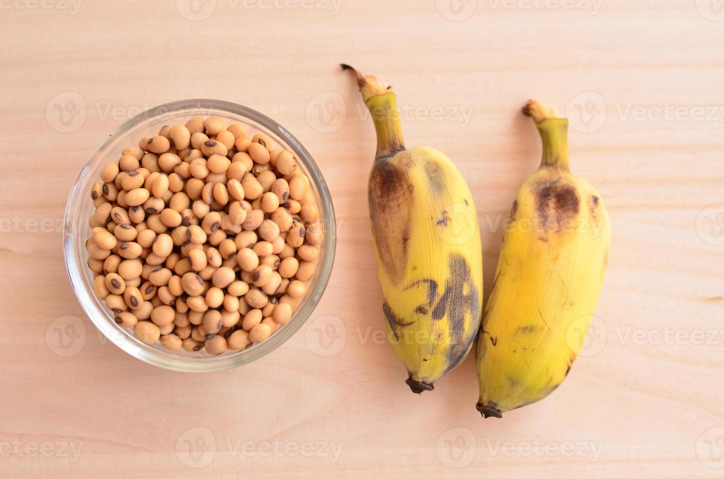 fruit de banane photo
