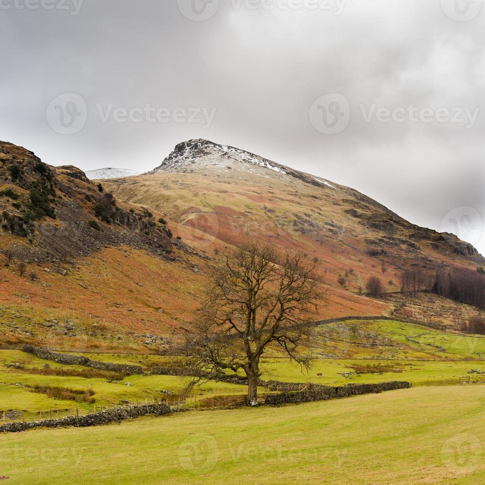 paysage de Lake District photo