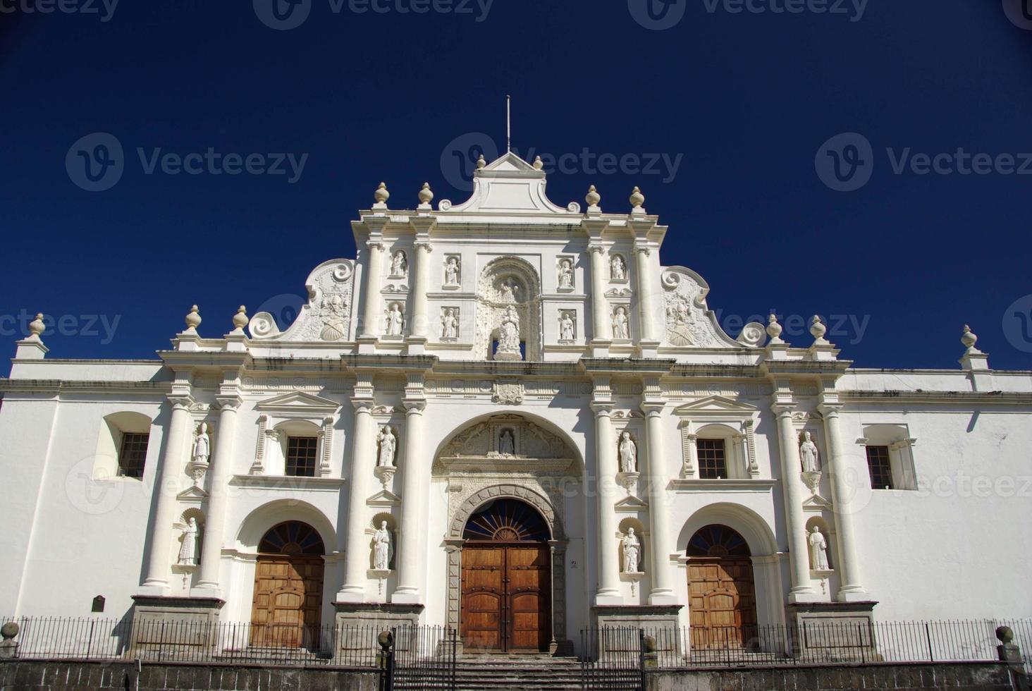 Cathédrale d'Antigua, Guatemala photo