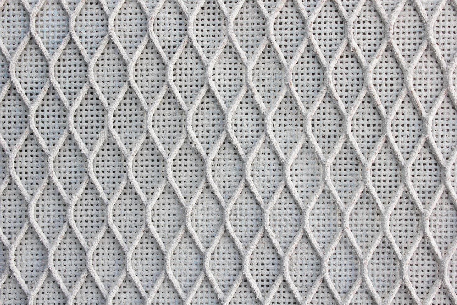 Photo gros plan, abstrait, moustiquaires à structure métallique
