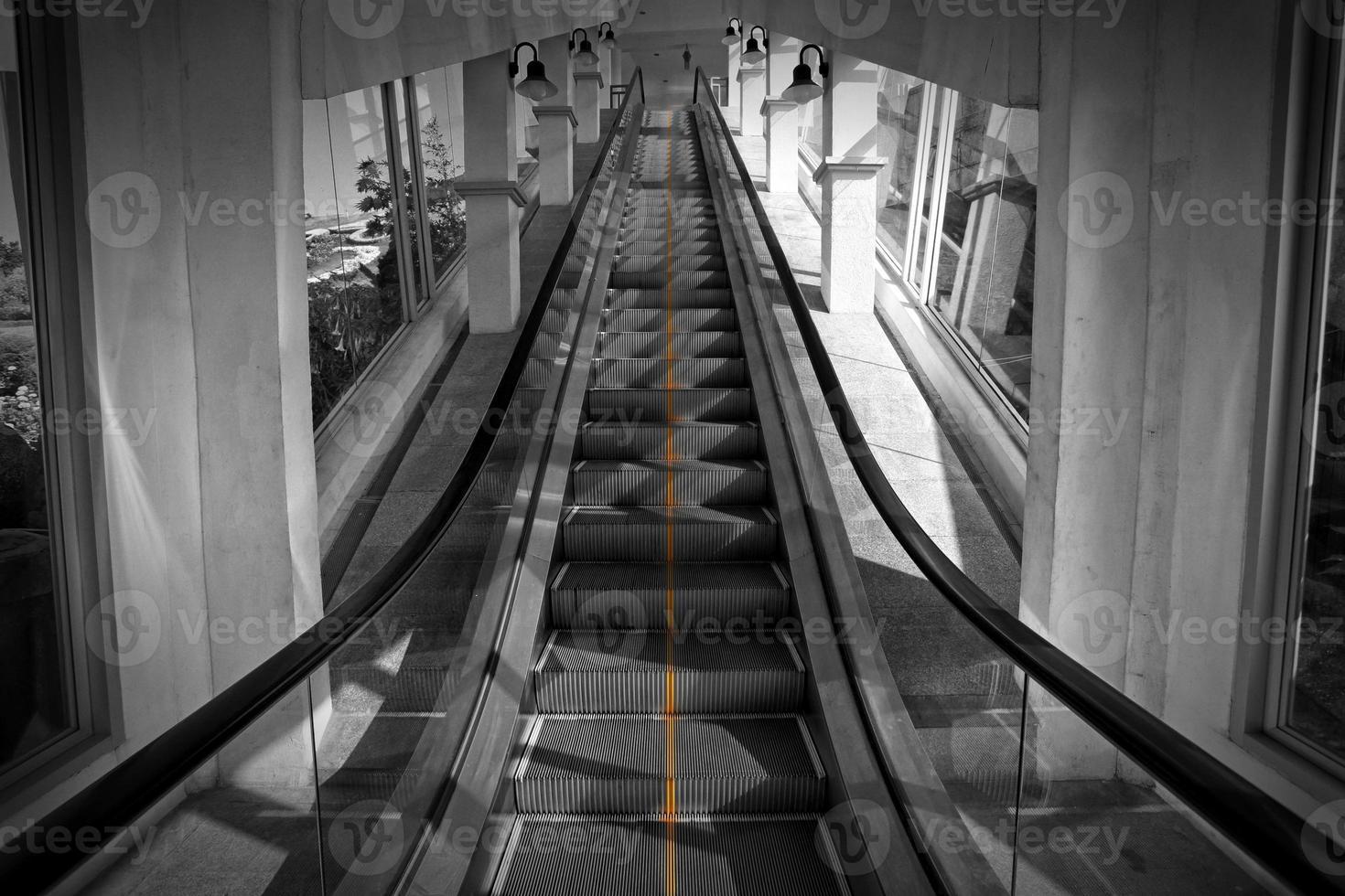 escalier mécanique photo
