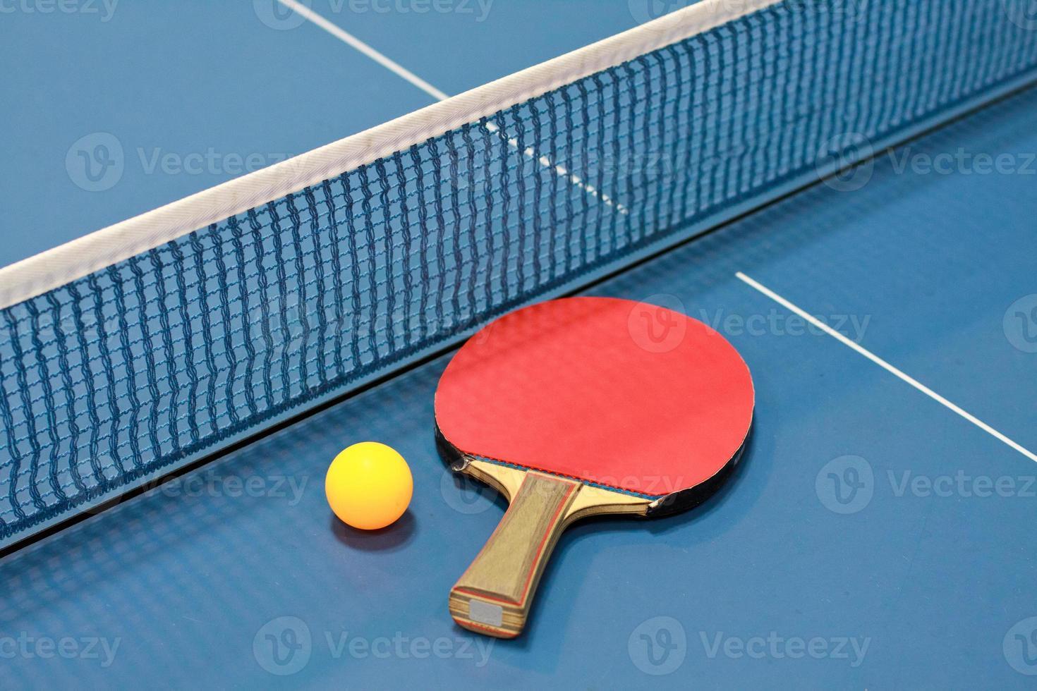 tennis de table photo