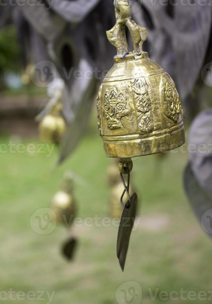 cloche de la Thaïlande photo
