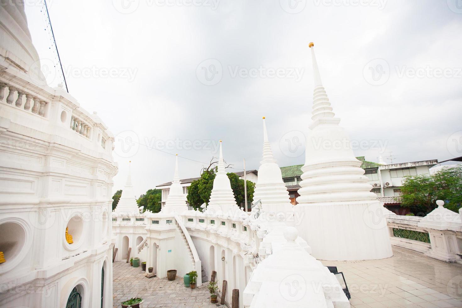 temple à bangkok, thaïlande photo