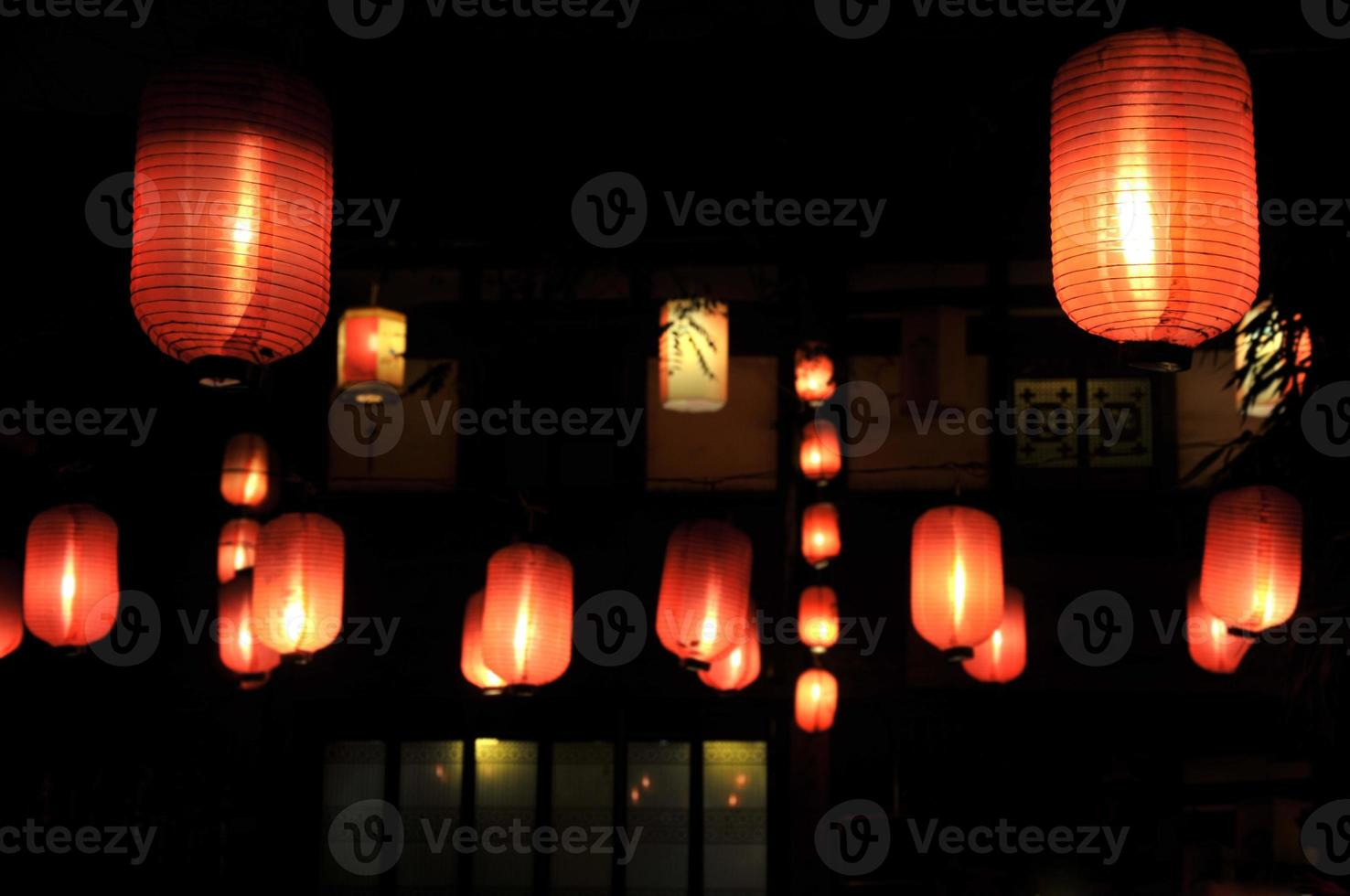 lanternes chinoises photo
