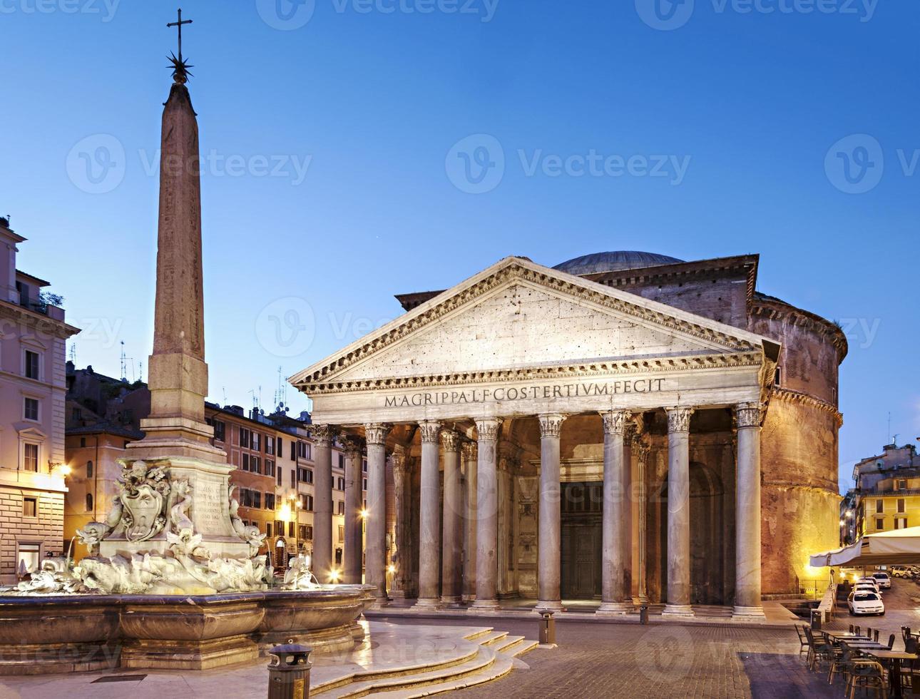 panthéon, rome photo