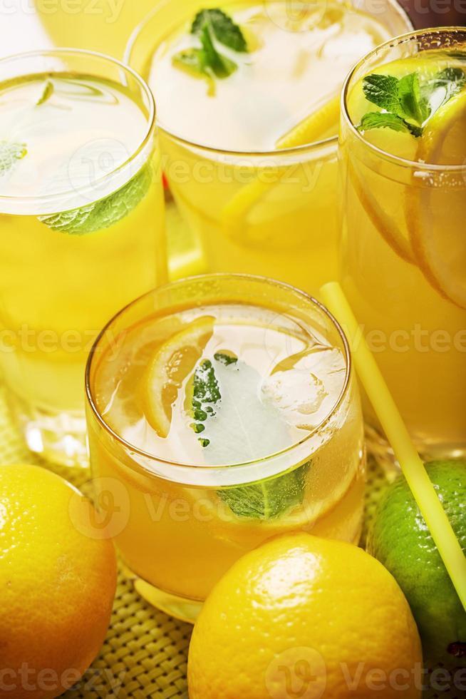limonade fraîche photo