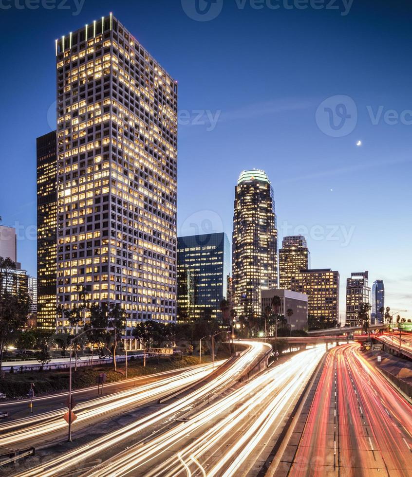 Los Angeles, Californie paysage urbain photo