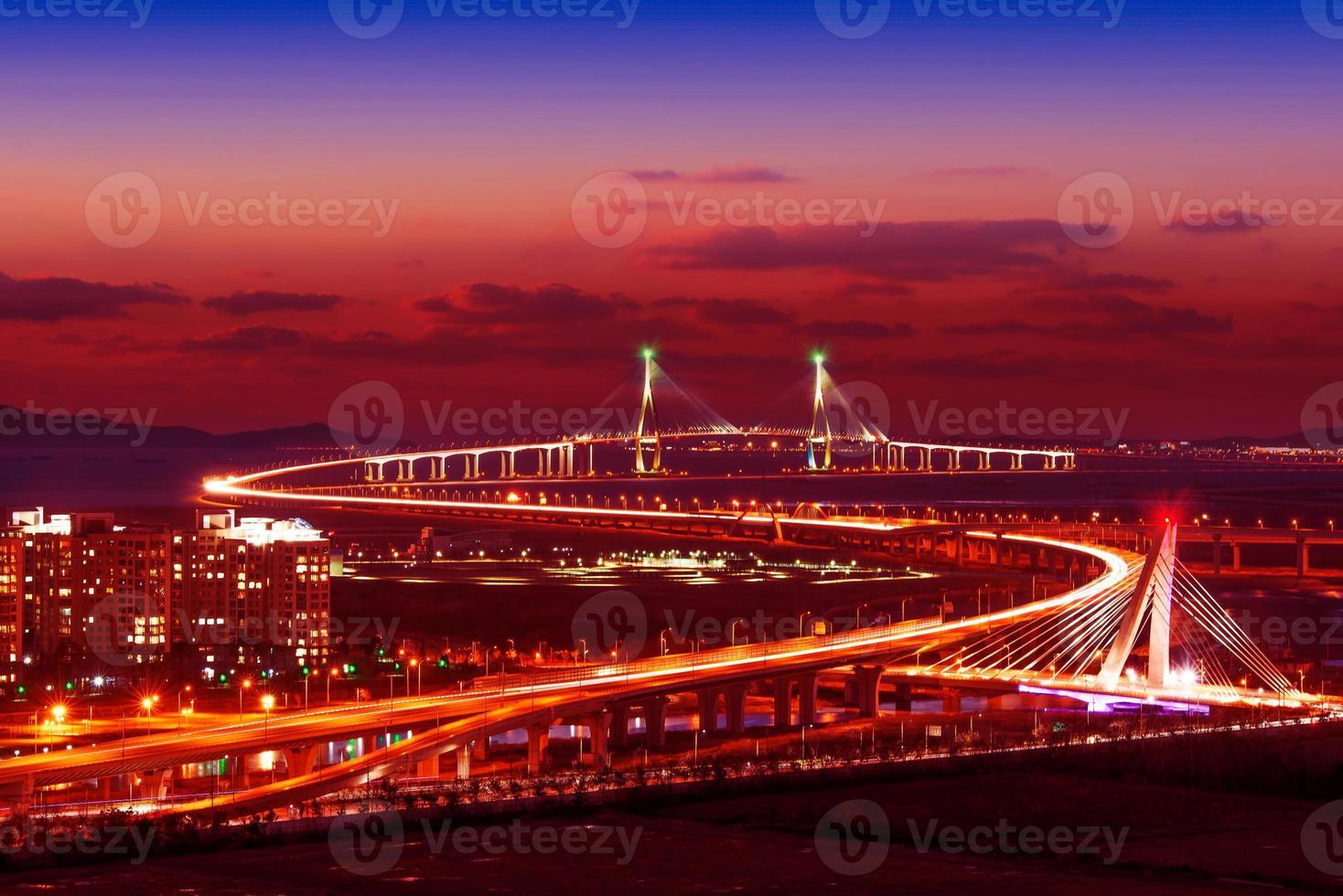 pont d'Incheon photo