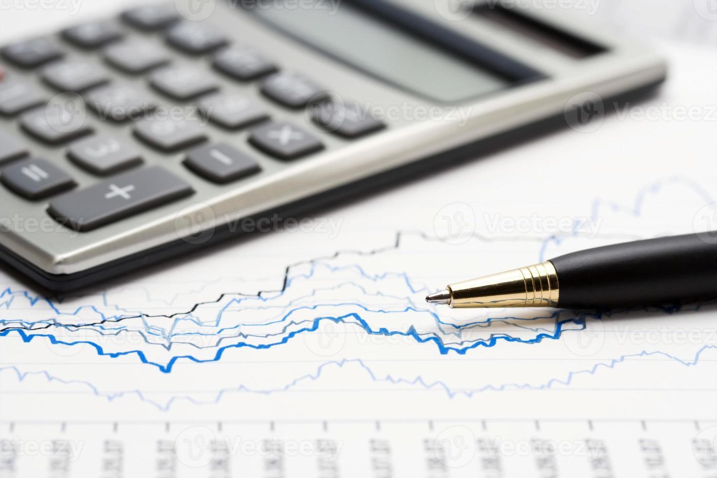 comptabilité financière photo