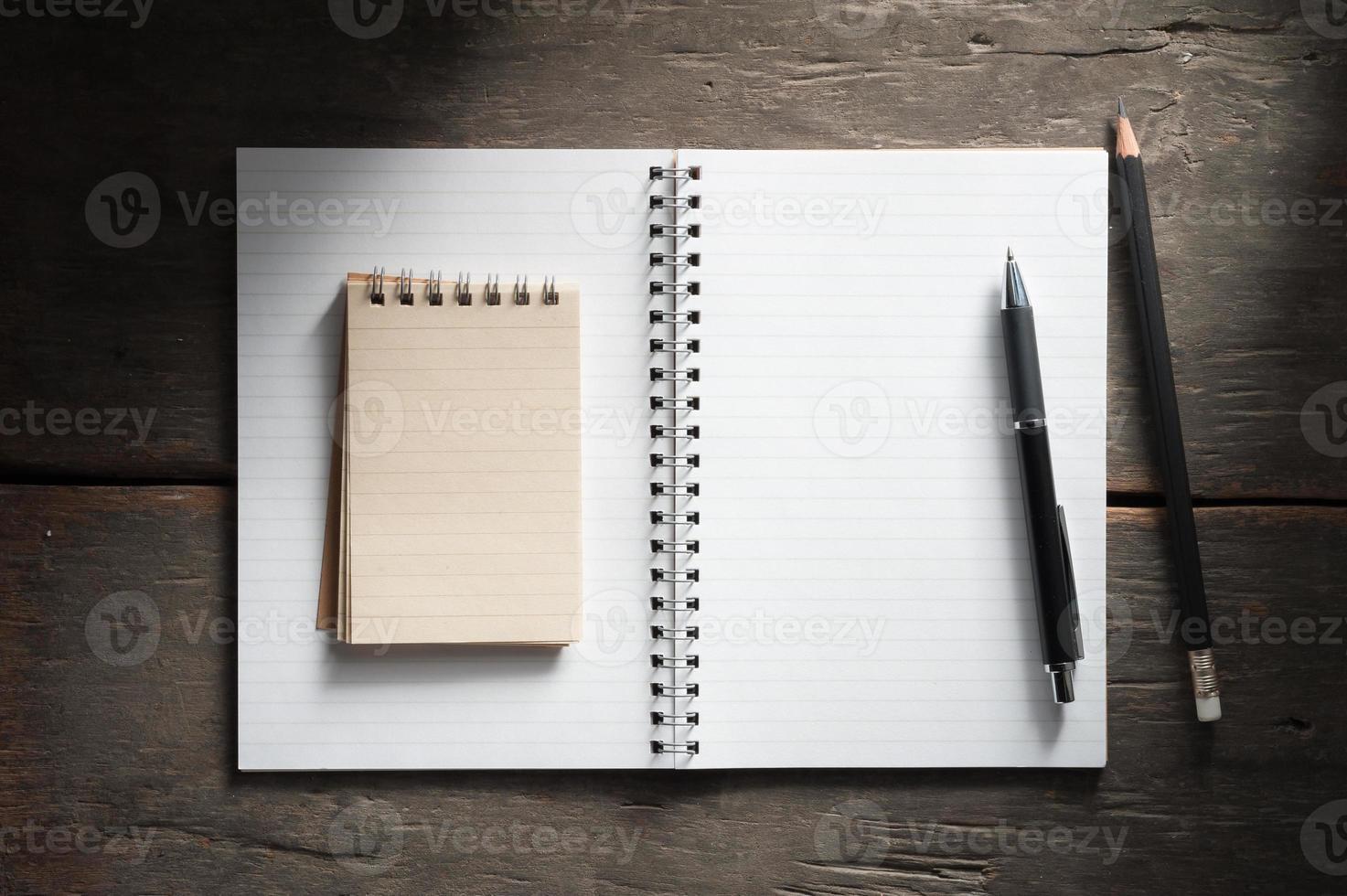 bloc-notes photo