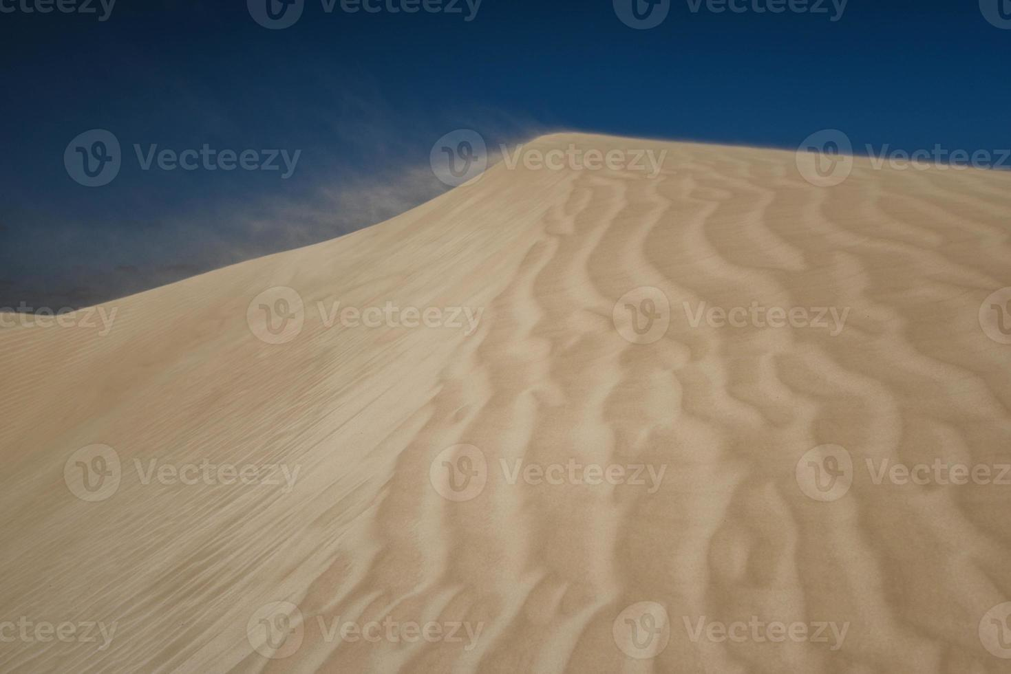 désert blanc australien photo