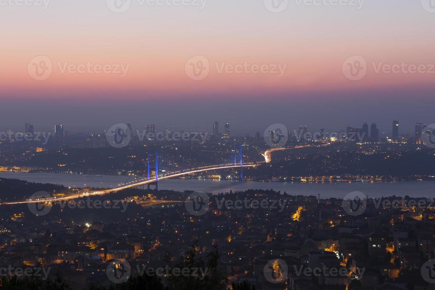 Istanbul, où les continents se rencontrent photo