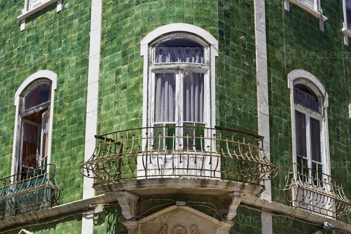 architecture portugaise photo