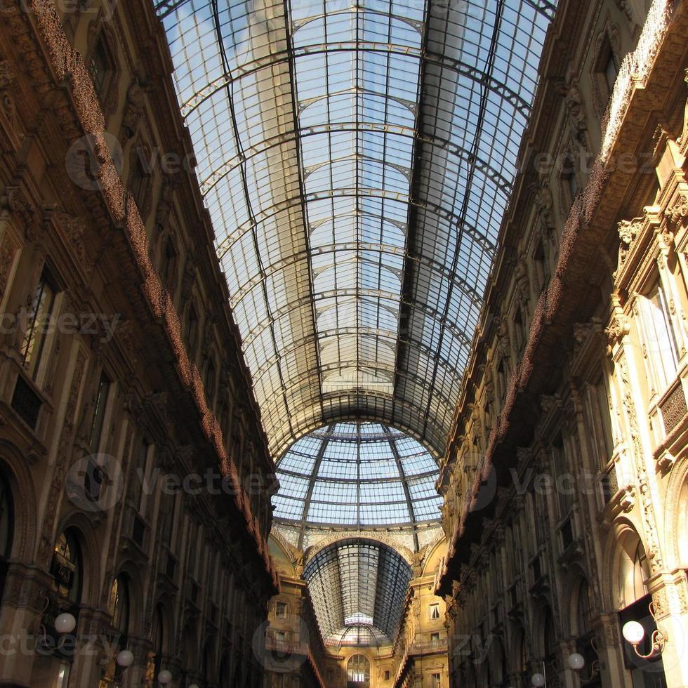 galerie vittorio emanuele photo