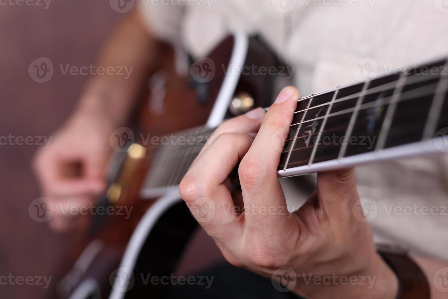accords de guitare photo
