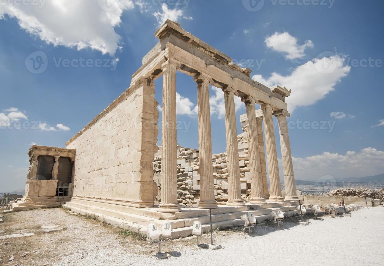 vieux temple d'Athéna photo