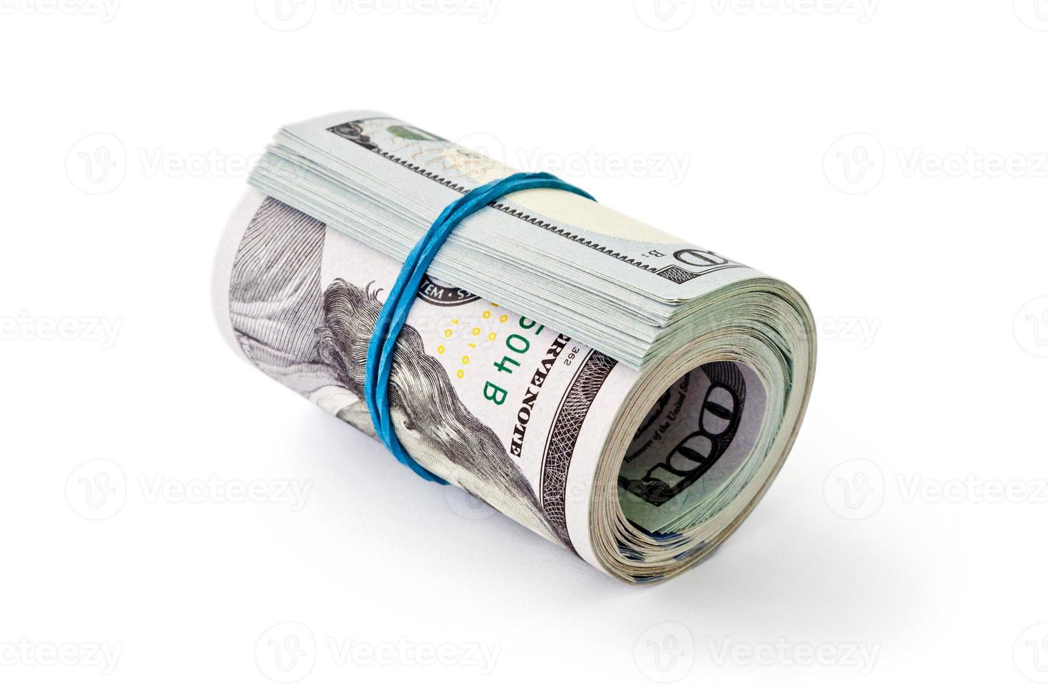 argent monnaie dollars photo