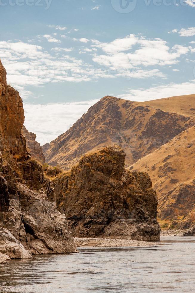 rivière canyon photo